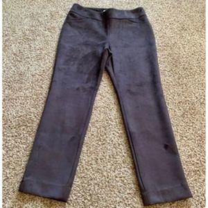 Charter Club Cambridge Slim brown pants